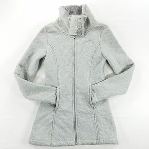 The North Face Quilted Lined Jacket Sweater
